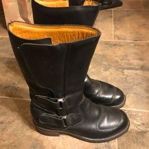 Chippewa Men's Biker Boots